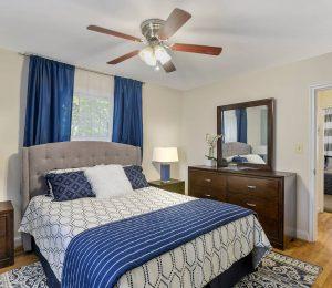 Worthington Woods bedroom