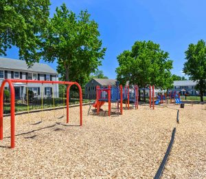 Worthington Woods playground