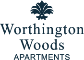 Worthington Woods Apartments logo
